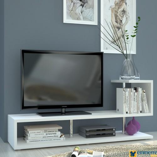 Porta Tv serie living modern A  L.150 P.40 H.58,7 cm
